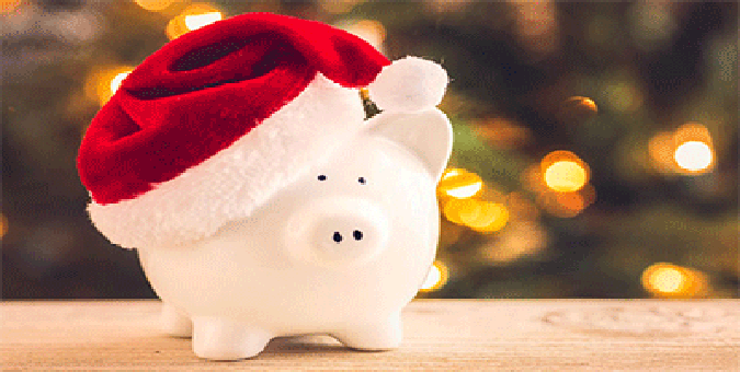 How to save for Christmas