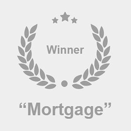 Best of the Four States Mortgage Category badge