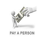 Pay a Person